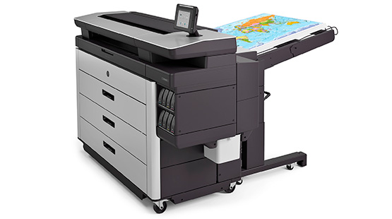 HP Page Wide XL 8000 Printer