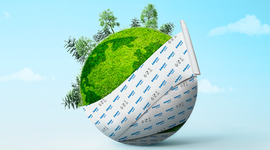Adestor Recyclable Soft Wrap Paper