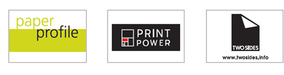 Industry Associations: Paper Profile, Print Power, Two Sides