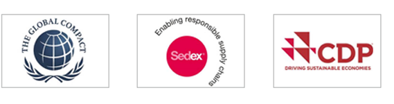 Associations du secteur papetier: The Global Compact, Sedex, CDP